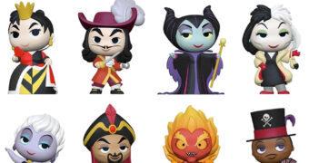 Vilãs e Vilões Disney Mystery Minis – Mini-Figuras Funko Blind-Box