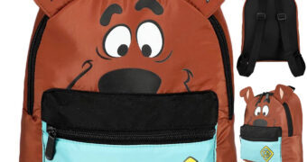 Mochila Scooby-Doo 3D Mini Backpack