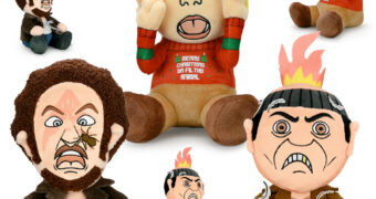 Esqueceram de Mim (Home Alone) Bonecos de Pelúcia Kidrobot PHUNNY