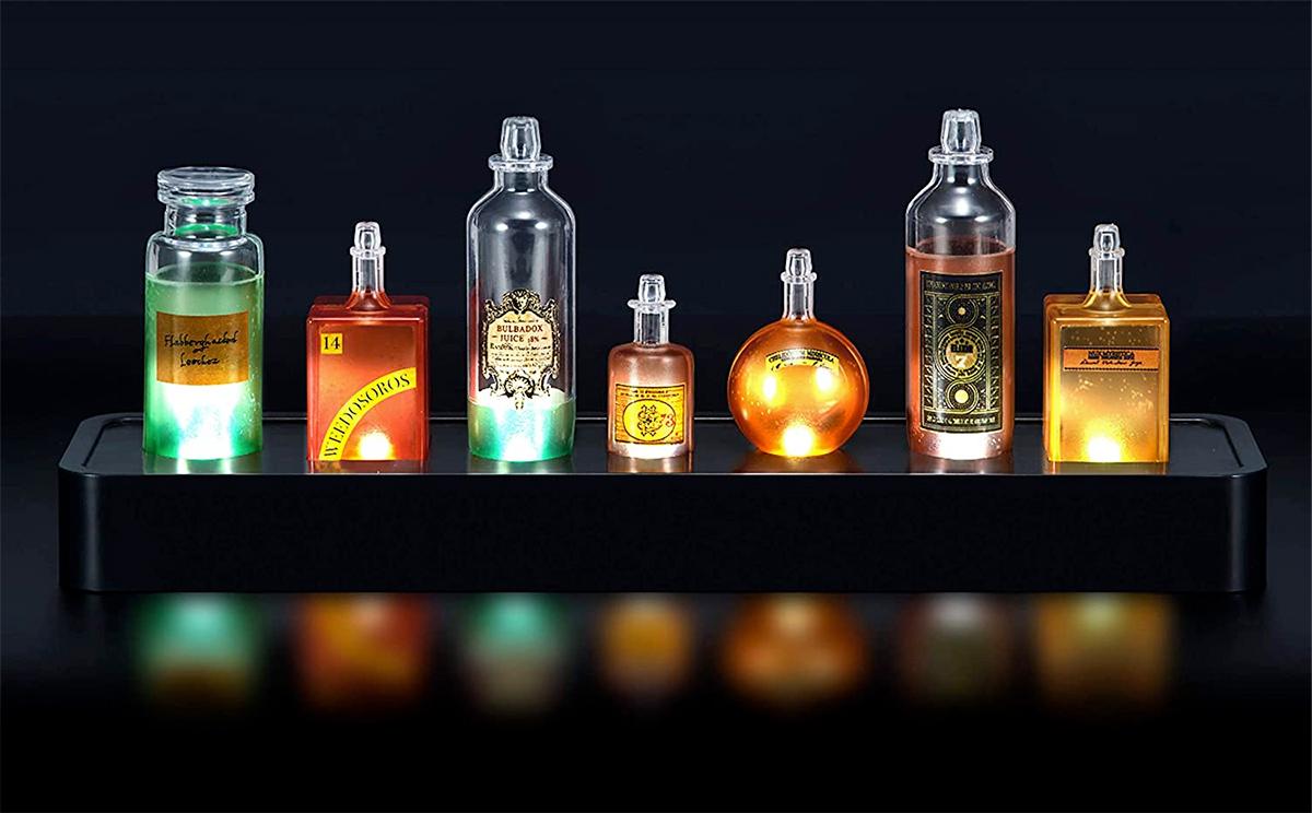 Luminária Harry Potter Mestre das Poções Mood Lamp