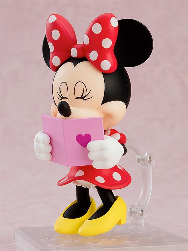 Boneca Nendoroid Minnie Mouse Polka Dot