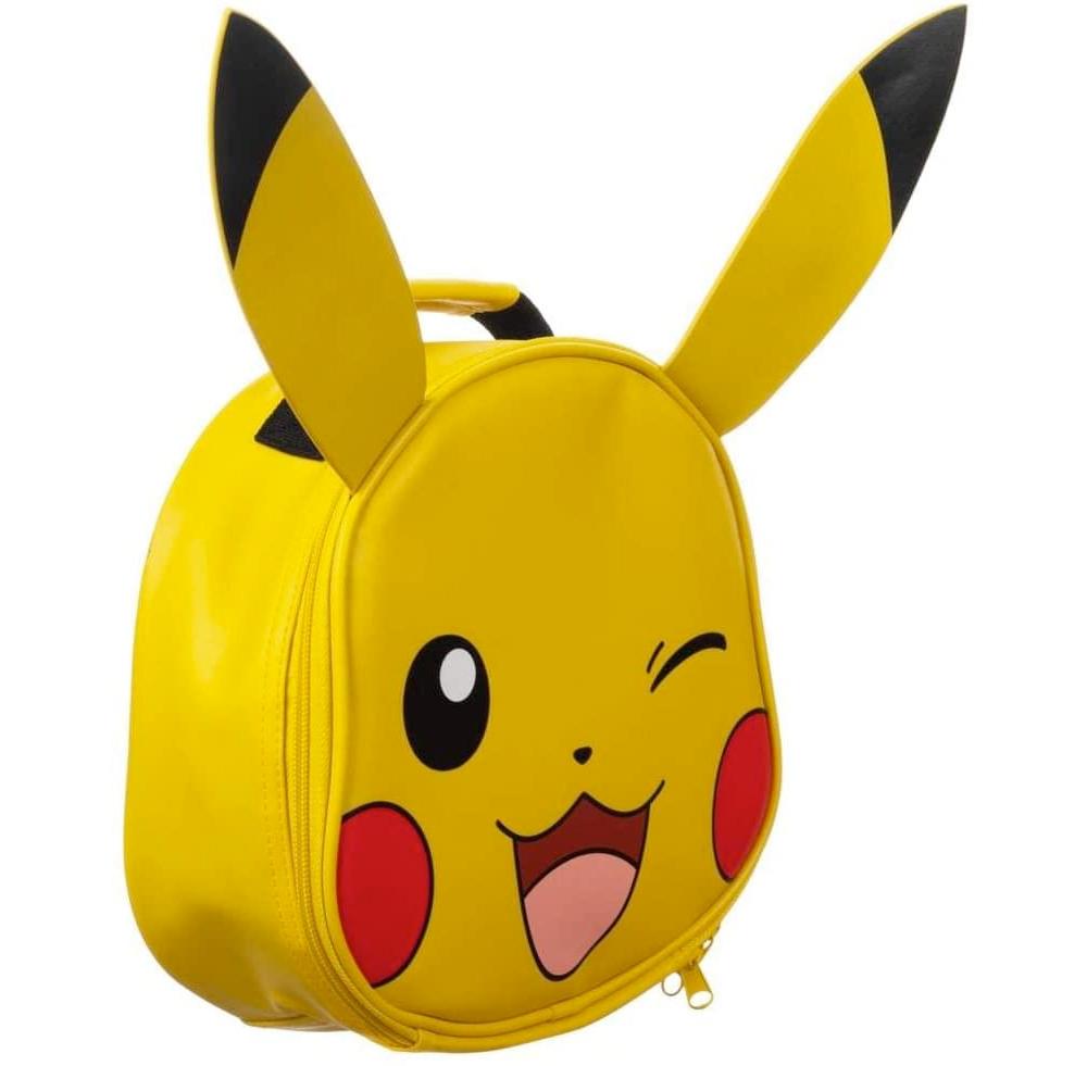 Lancheira Térmica Pikachu Big Face Pokémon