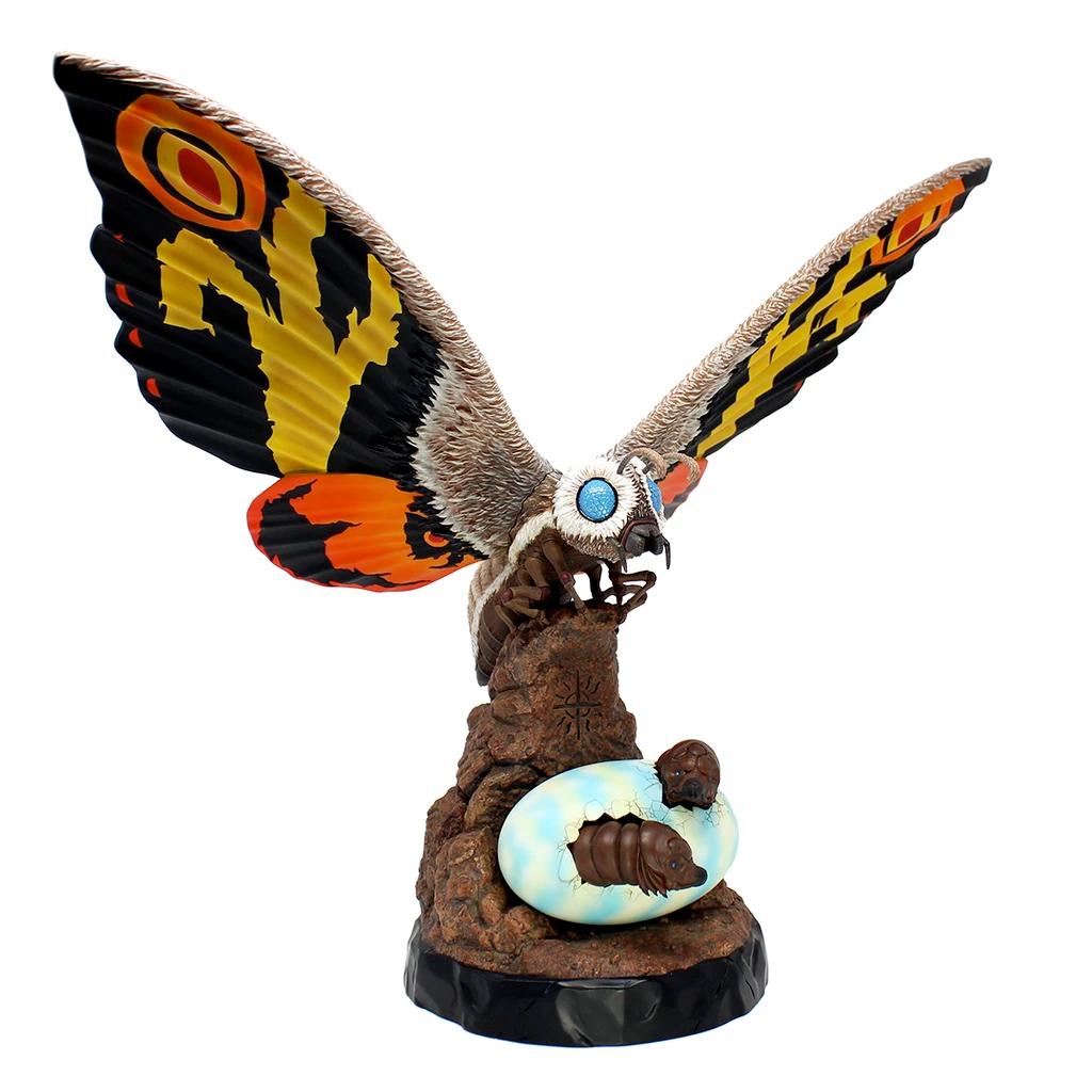 Estátua Mothra do Filme Godzilla: Tokyo S.O.S. (Mondo)