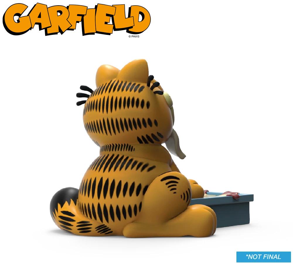 Garfield Lasagna Time 8