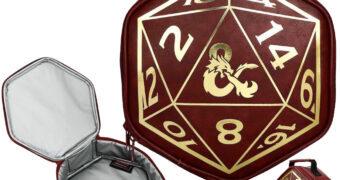 Lancheira Térmica Dungeons & Dragons D20