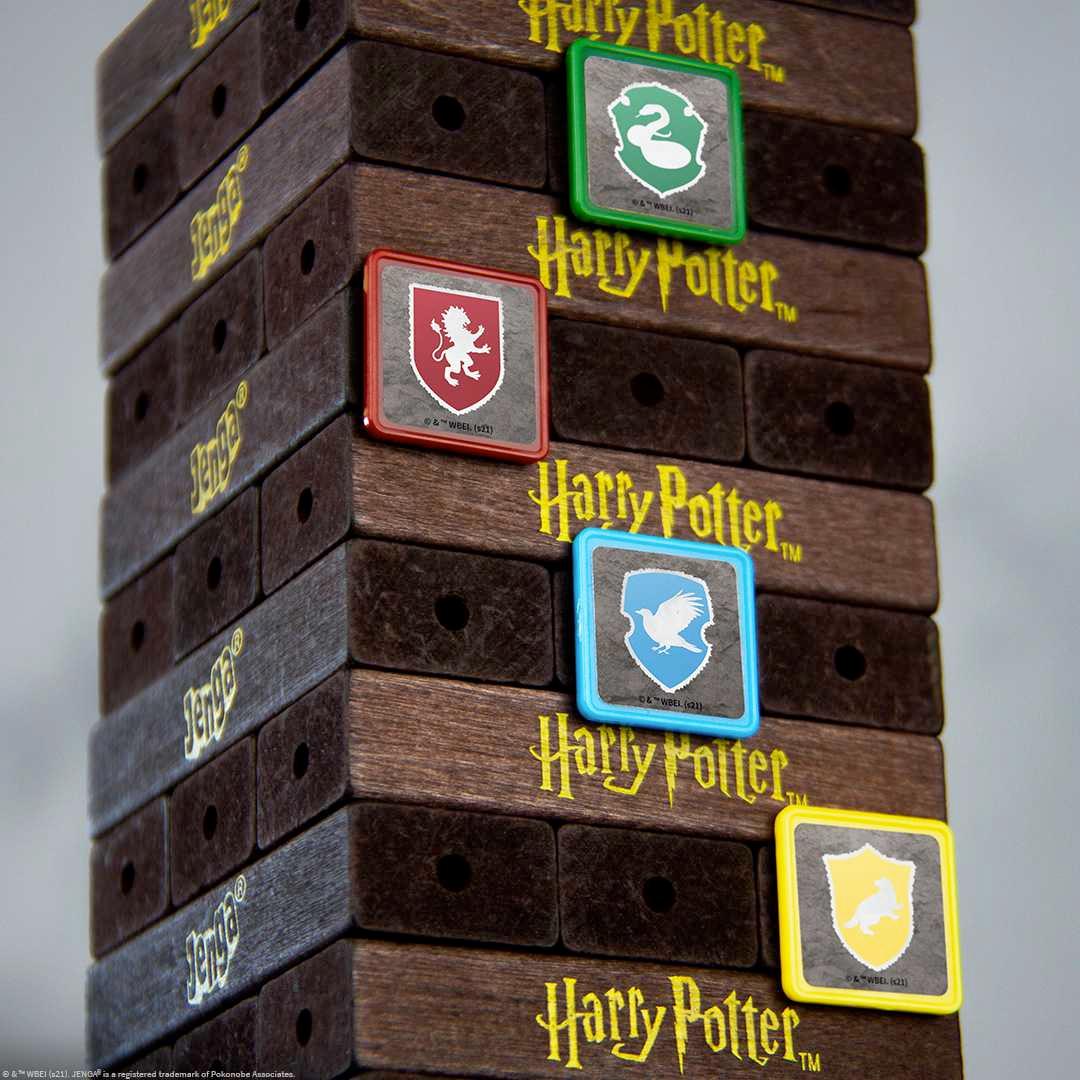 Jogo JENGA: Harry Potter