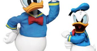 Pato Donald Clássico Dynamic Action Heroes (DAH) – Action Figure Disney Beast Kingdom