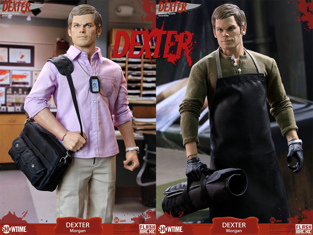 Action Figure Perfeita Dexter Morgan Collectible Figure