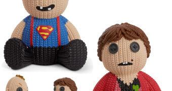 Os Goonies Handmade By Robots – Bonecos de Vinil no Estilo Crochê Amigurumi