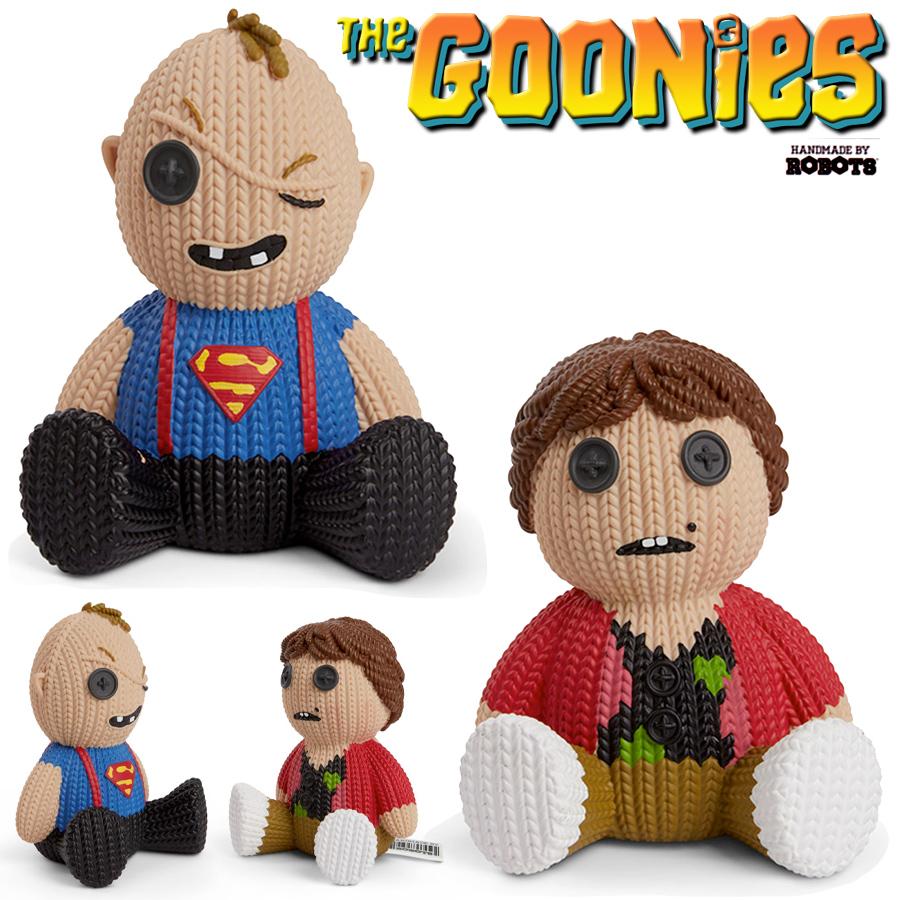The Goonies Handmade by Robots Figures
