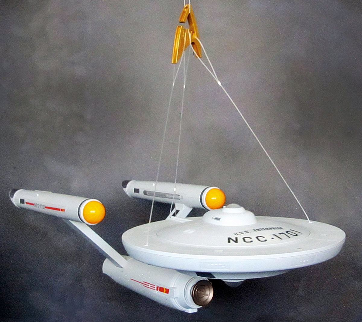Playmobil Star Trek U.S.S. Enterprise NCC-1701 Playset