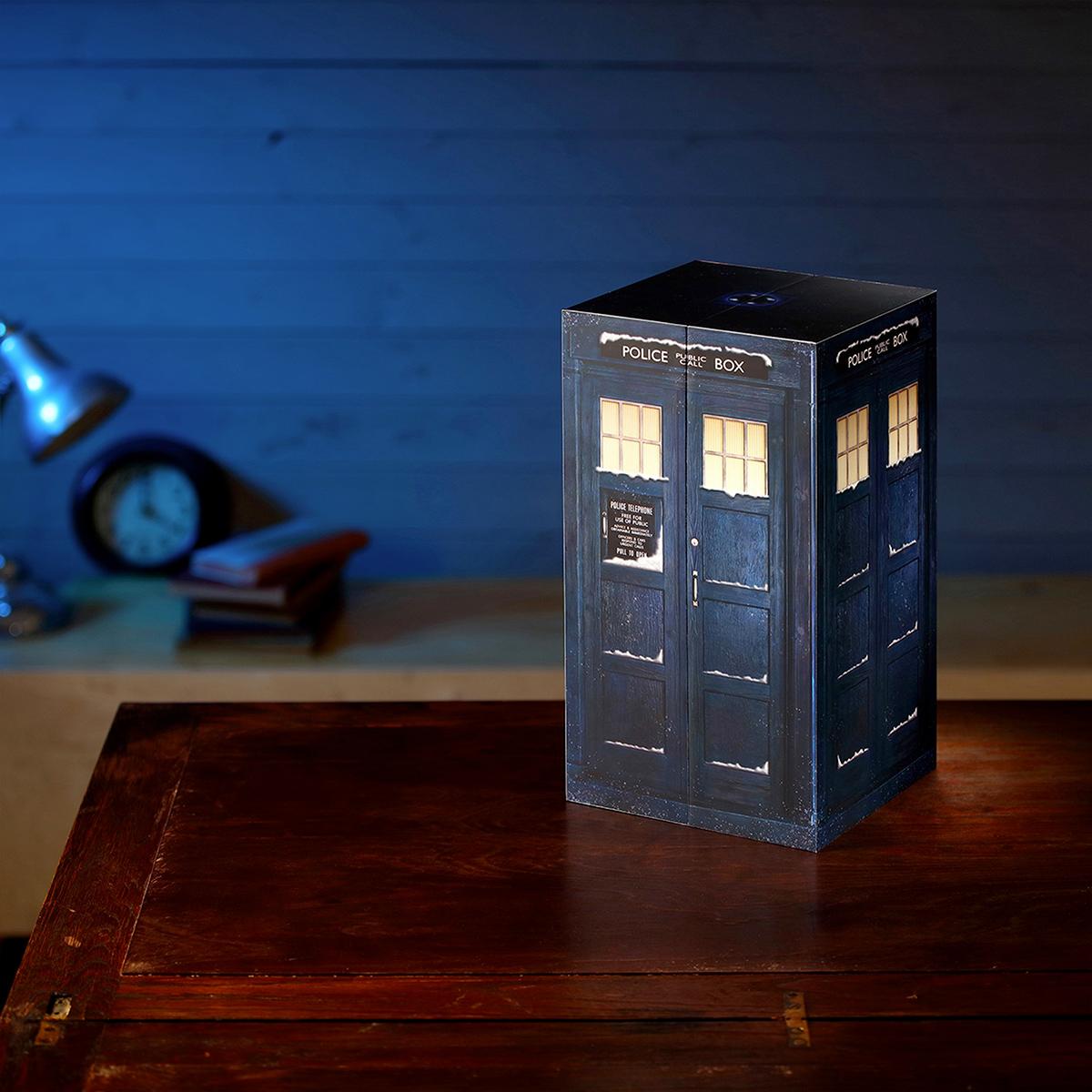 Doctor Who TARDIS Hero Collector Advent Calendar