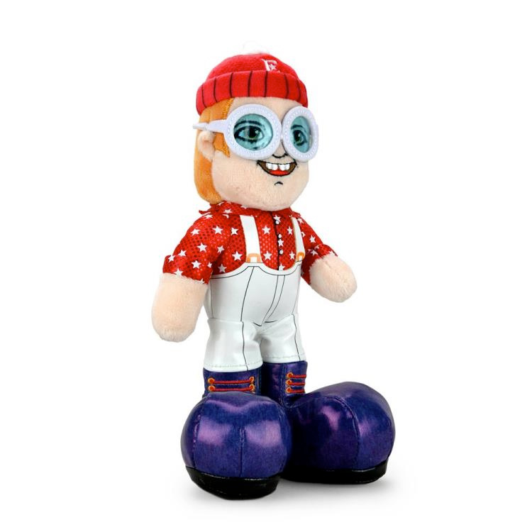 Elton John Pinball Wizard PHUNNY – Boneco de Pelúcia Kidrobot