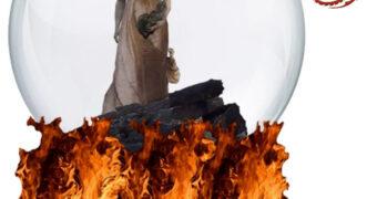 Globo de Neve Daenerys Targaryen, Mãe dos Dragões (Game of Thrones)