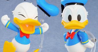 Boneco Nendoroid Pato Donald
