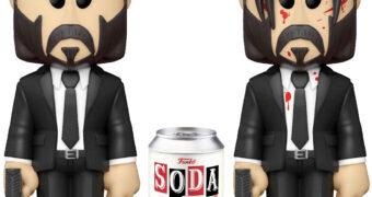 Boneco John Wick (Keanu Reeves) Funko Vinyl SODA