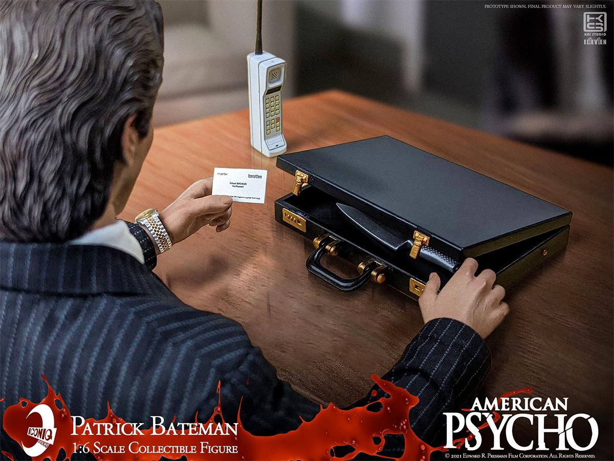 American Psycho - Patrick Bateman 1/6 Scale Collectible Figure