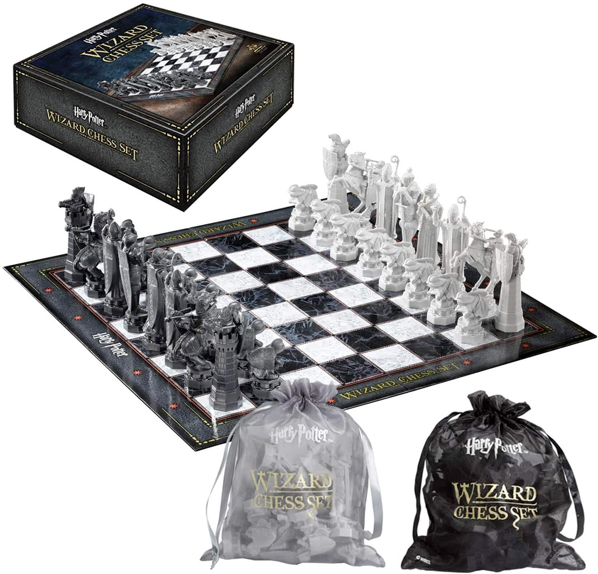 Xadrez Harry Potter Wizard Chess Set
