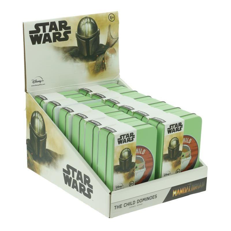 Dominó Baby Yoda Star Wars The Mandalorian