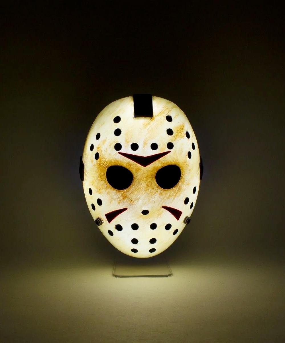 Luminária Sexta-Feira 13, a Máscara do Jason