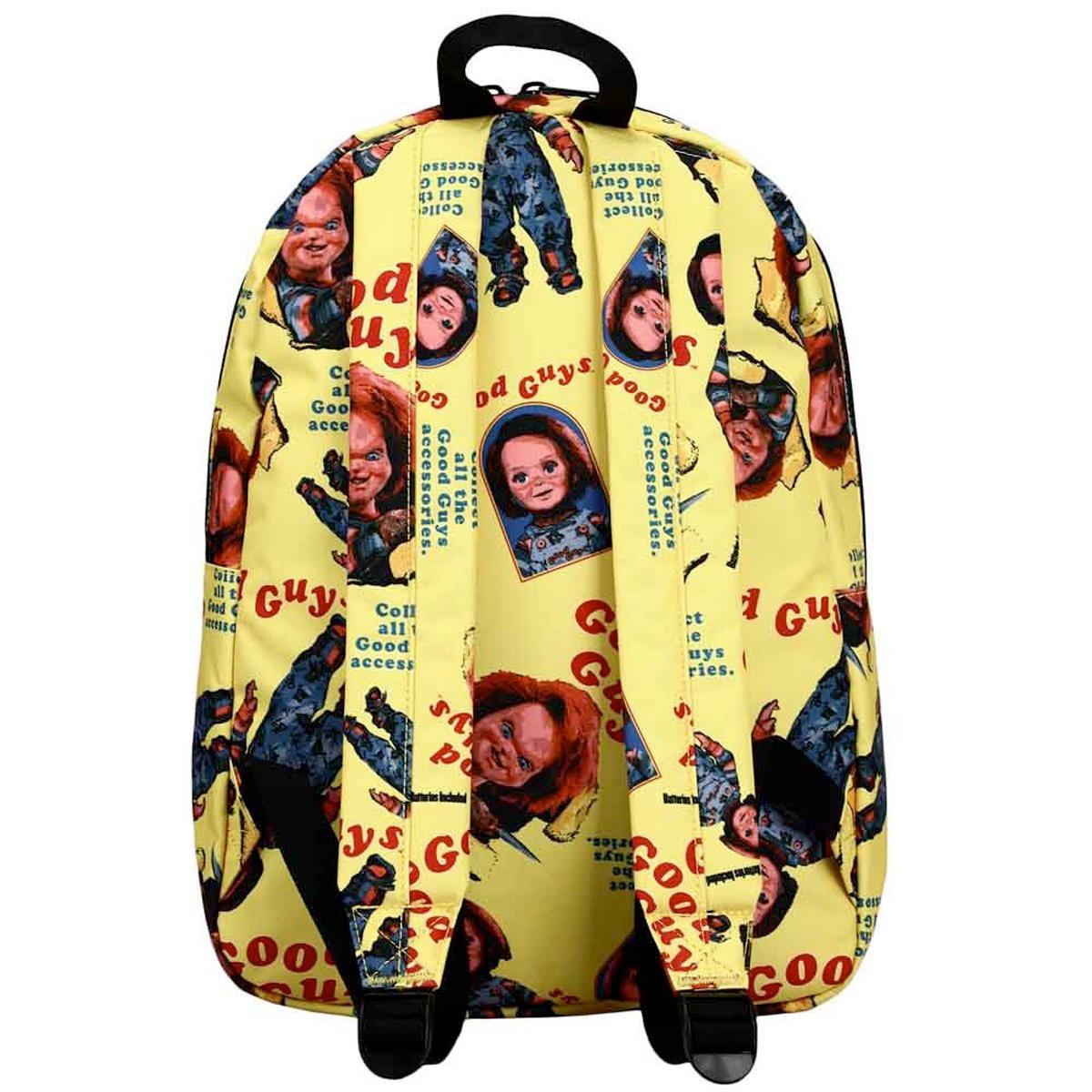 Child's Play Chucky Good Guys Backpack