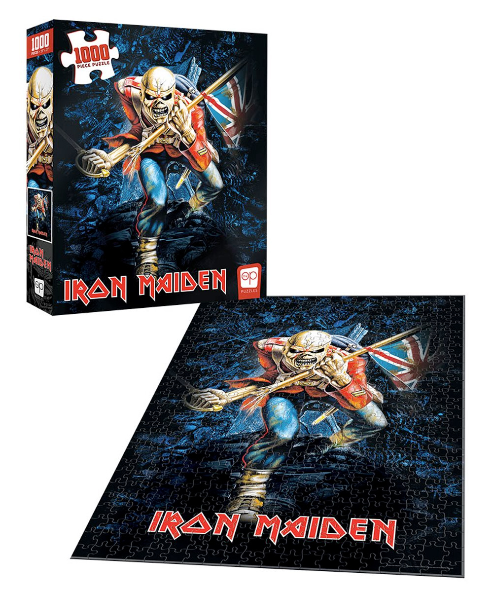 """Iron Maiden """"The Trooper"""" 1000 Piece Puzzle"""