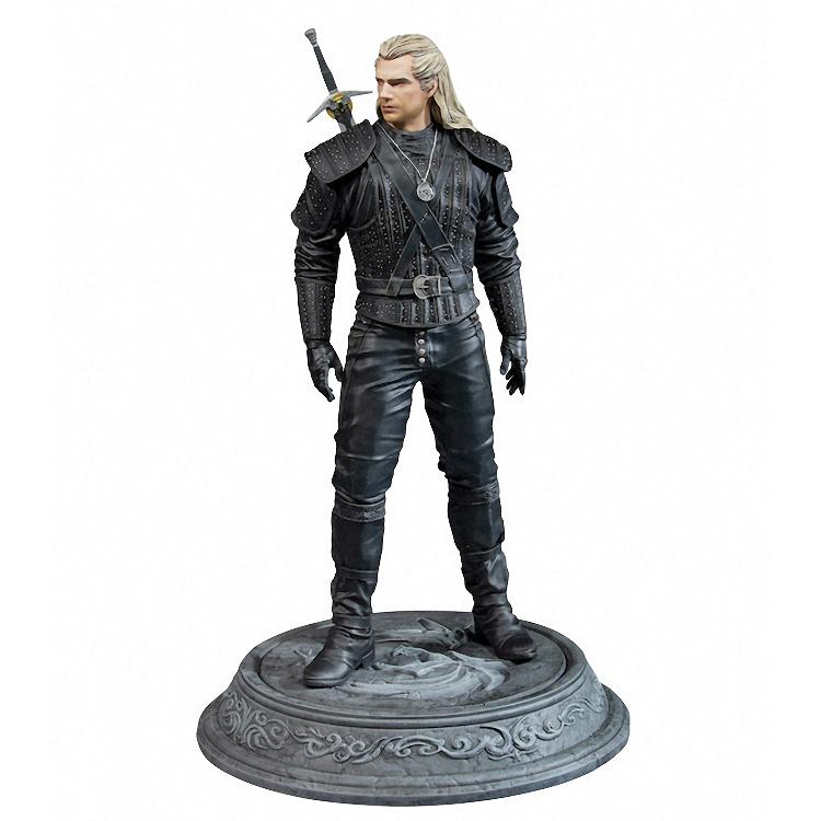 Figura Geralt de Rivia (Henry Cavill) da Série The Witcher do Netflix
