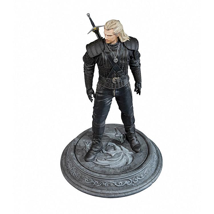 Estatua Geralt de Rivia The Witcher Netflix TV Series Figure