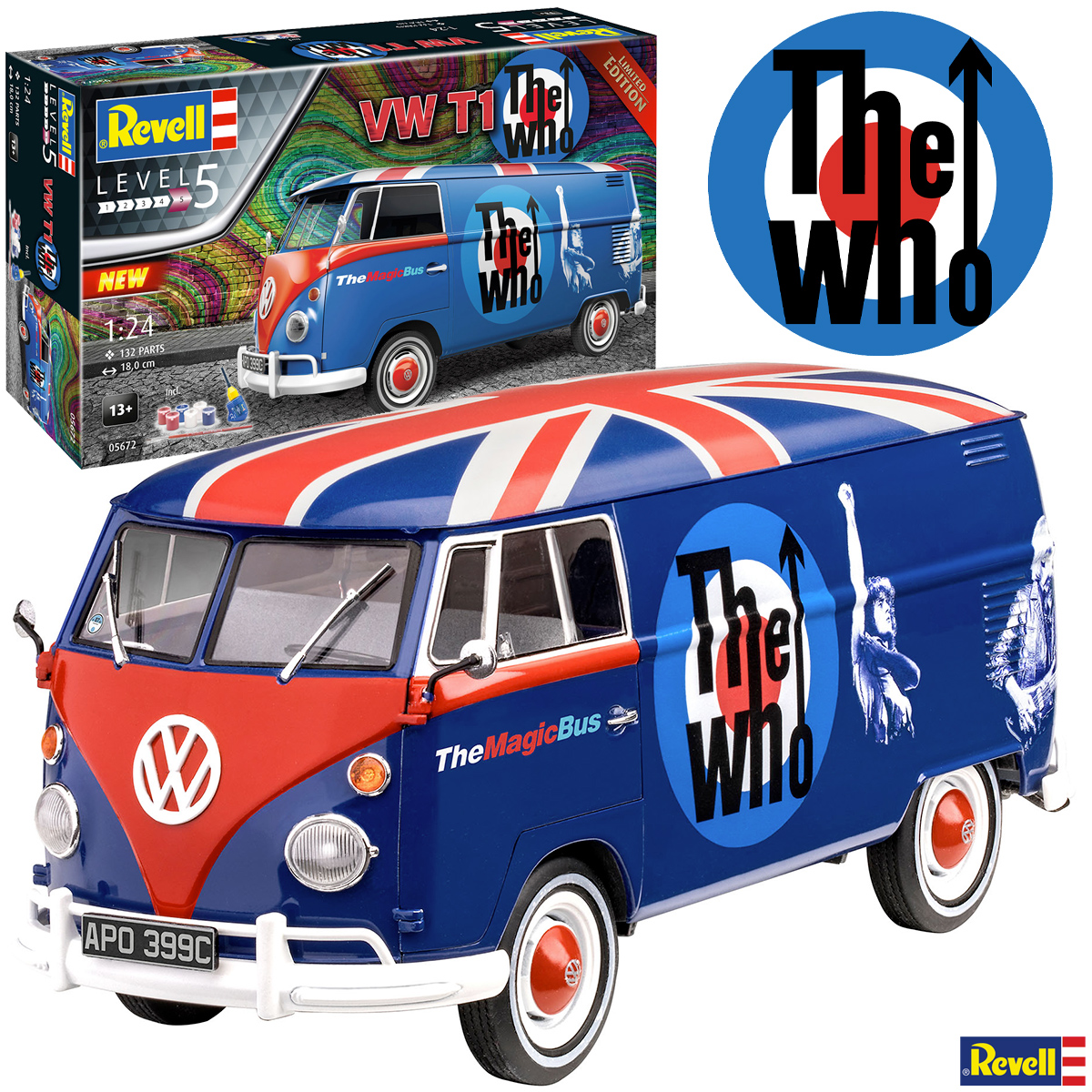 The Who Kombi T1