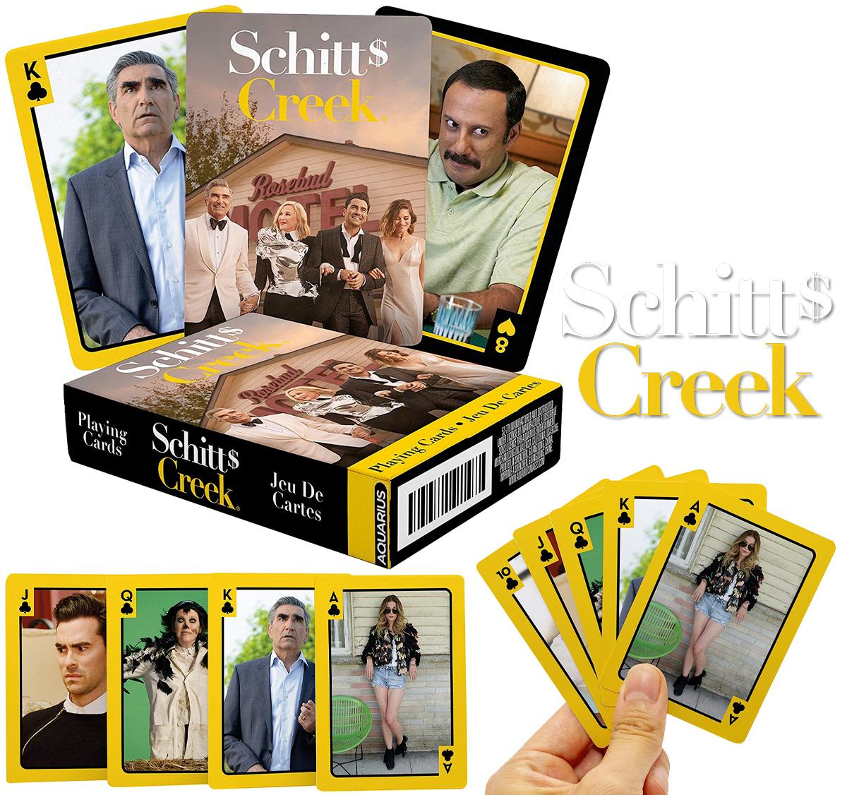 Baralho Temático da Série Schitt's Creek