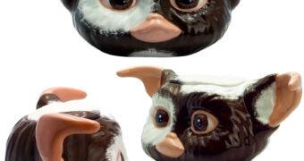 Caneca 3D Gremlins Gizmo de Cerâmica