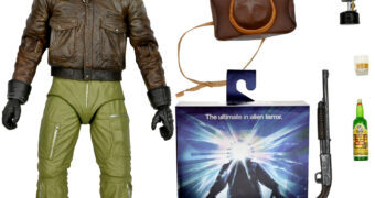 MacReady (Kurt Russell) em O Enigma de Outro Mundo (The Thing) – Action Figure Neca Ultimate 7″