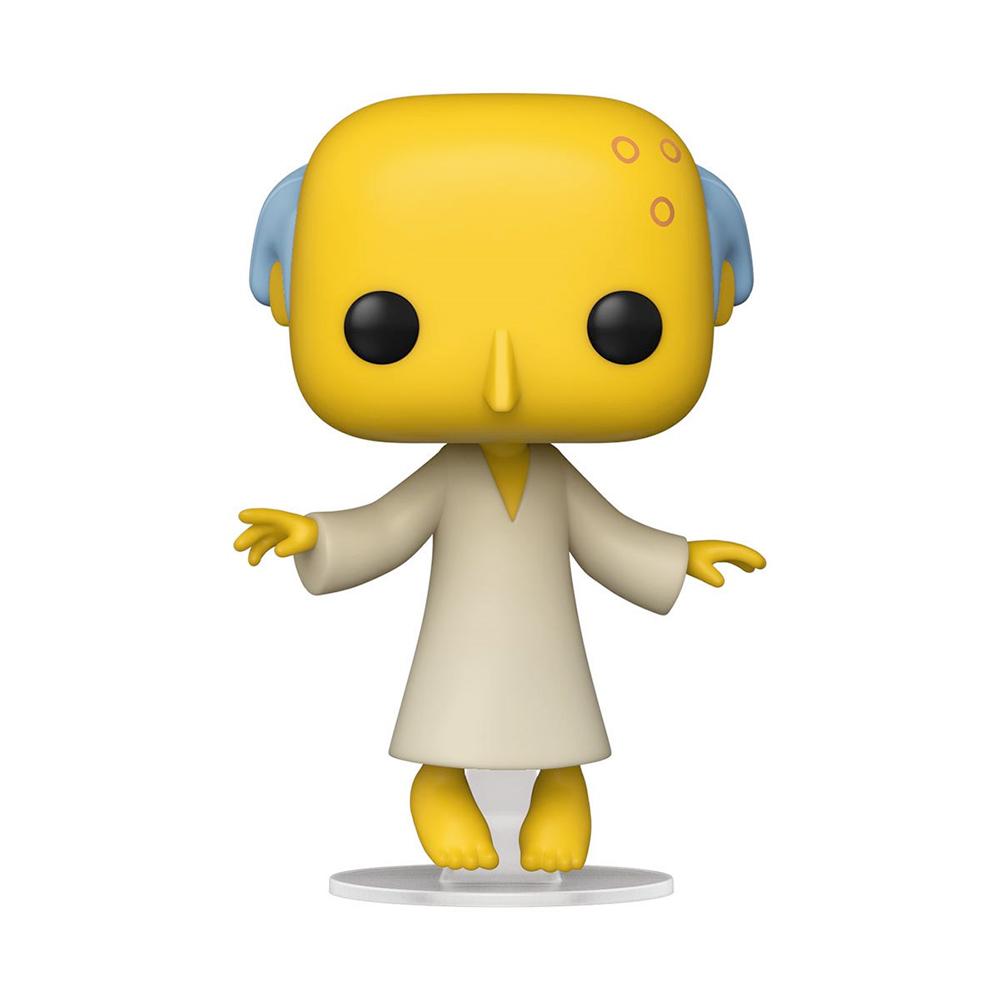 Boneco Pop! Os Simpsons: Mr. Burns Fosforescente do Episódio