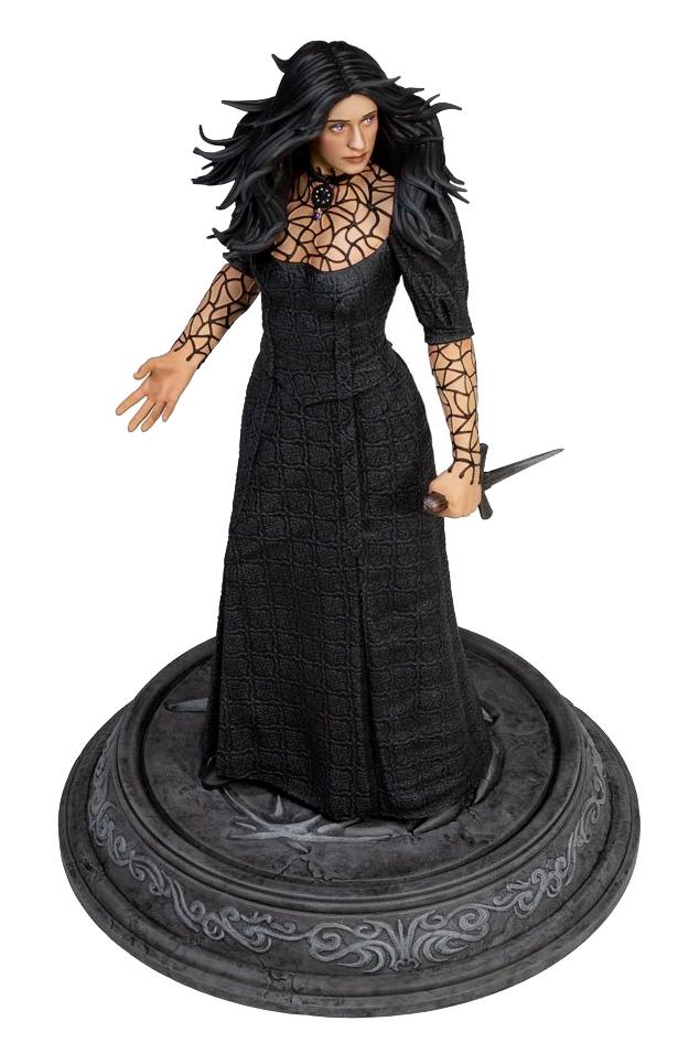 Figura Yennefer de Vengerberg (Anya Chalotra) da Série The Witcher do Netflix