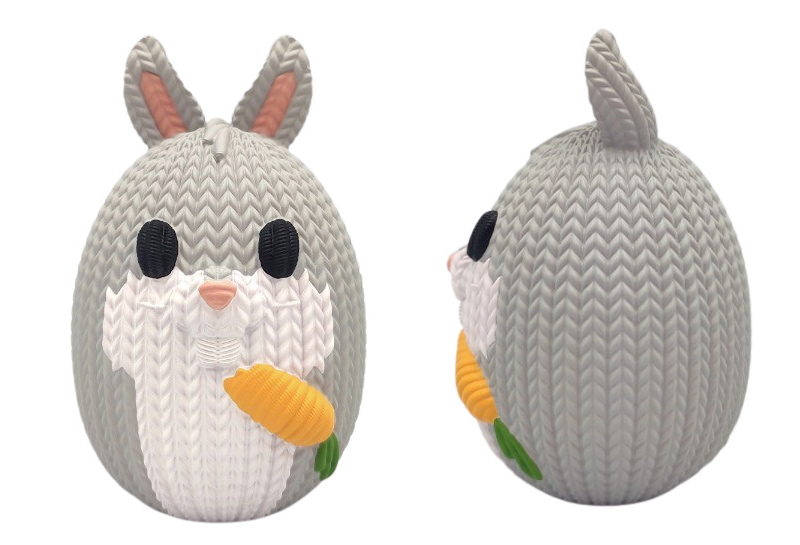 Looney Tunes Handmade By Robots Mini Egg