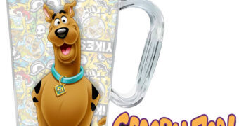 Caneca de Viagem Scooby-Doo Travel Mug de Aço Inoxidável