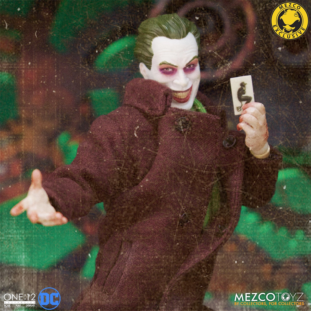The Joker: Gotham by Gaslight One:12 Collective Action Figure