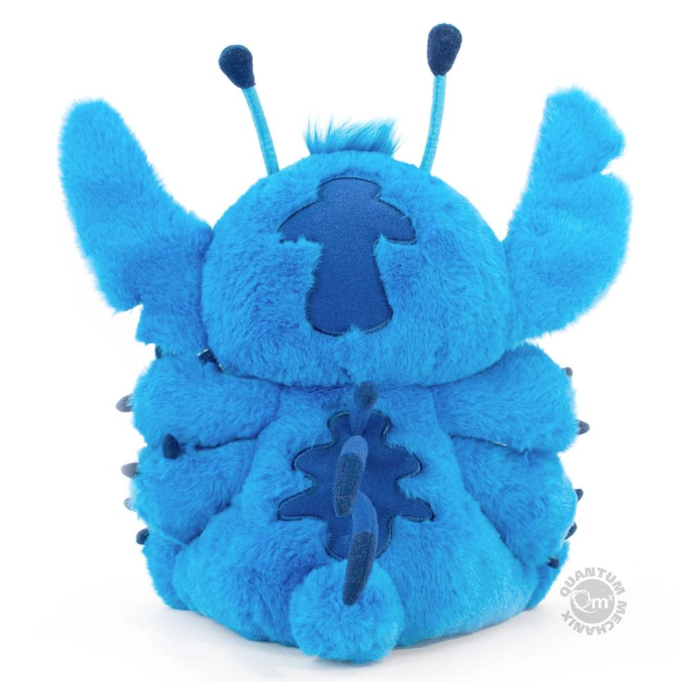 Stitch Zippermouth Plush