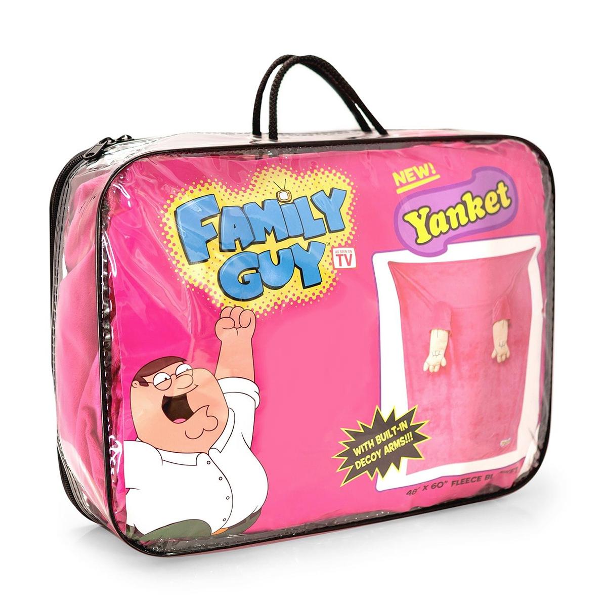Cobertor de Lance Family Guy Yanket Official Throw Blanket