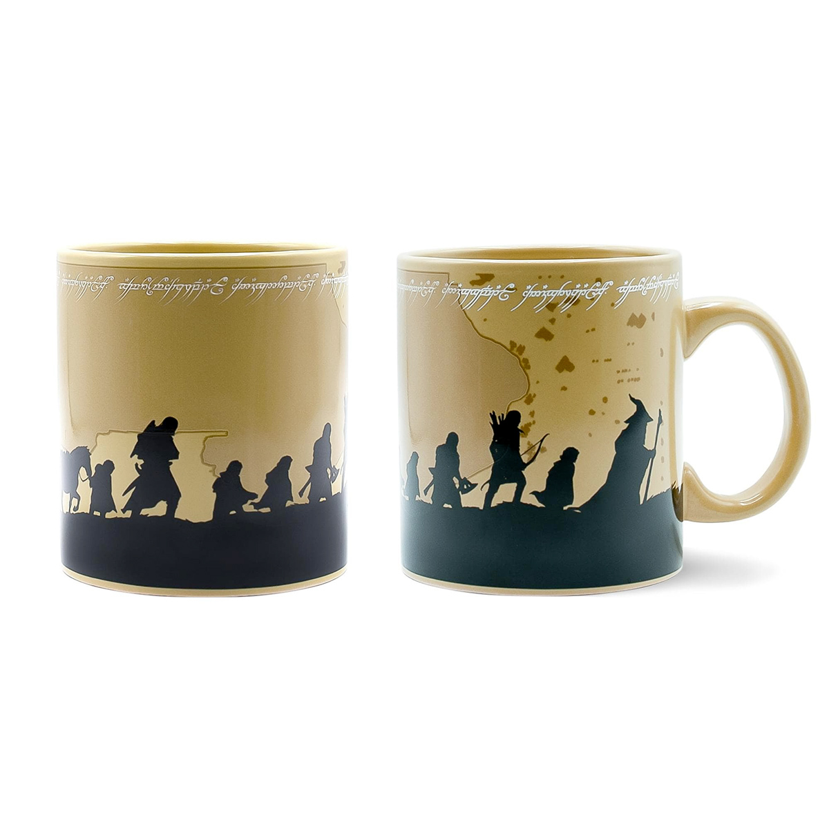 The Lord of the Rings 20 Ounces Ceramic Mug