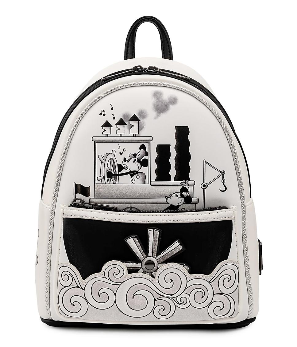 Disney Steamboat Willie Mini Backpack