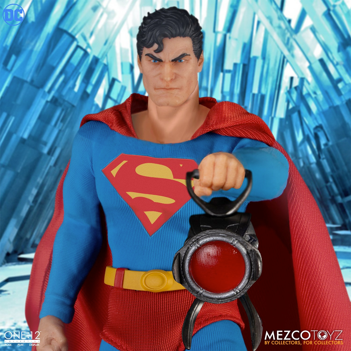 Superman - Man of Steel Edition One:12 Collective Action Figure