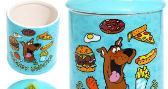 Pote de Cookies Scooby-Doo Snacks