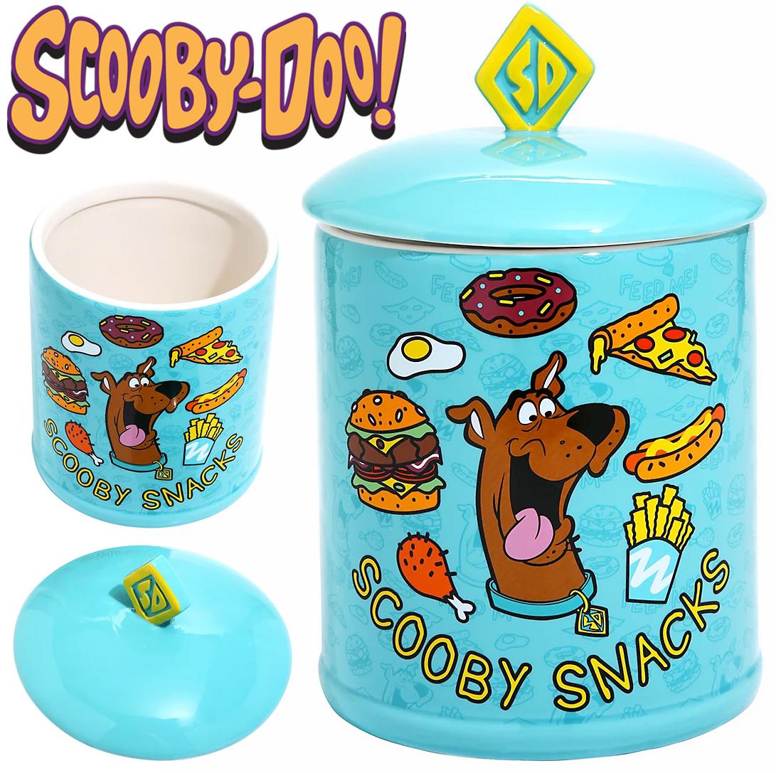 Pote de Cookies Scooby-Doo Scooby Snacks Jar