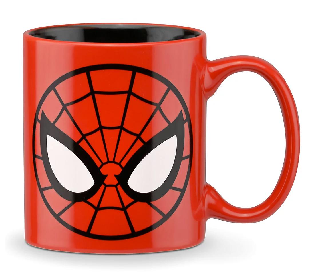 Cafeteira Home Aranha Marvel Spiderman 1-Cup Coffee Maker with Mug