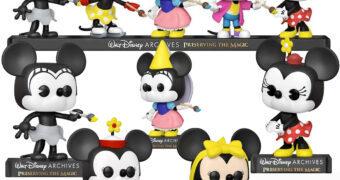 Bonecas Pop! Minnie Mouse The Walt Disney Archives
