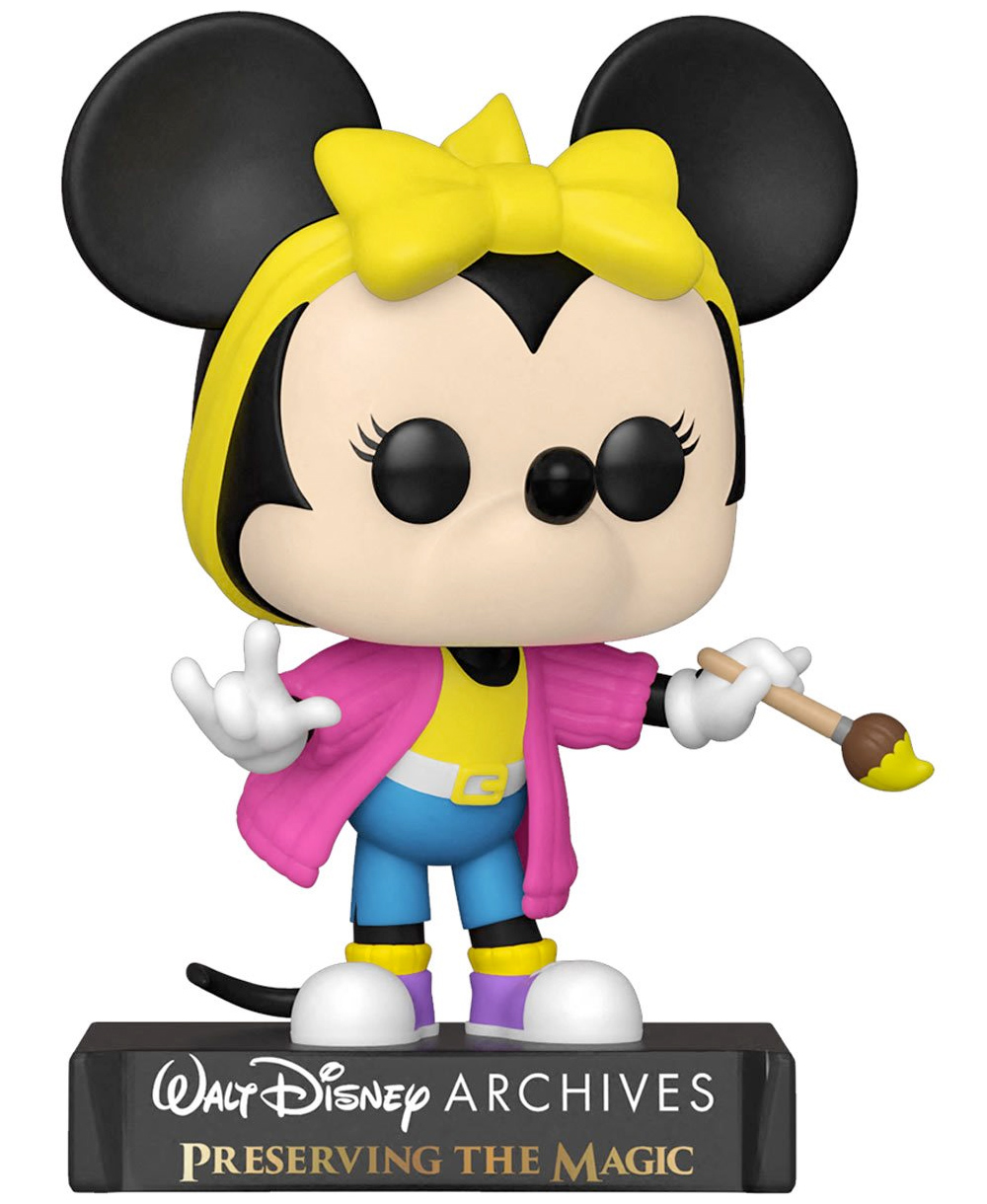 Bonecas Disney Archives Minnie Mouse Pop Collection