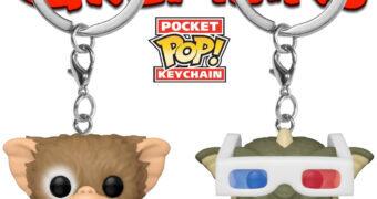 Chaveiros Gremlins Funko Pocket Pop!