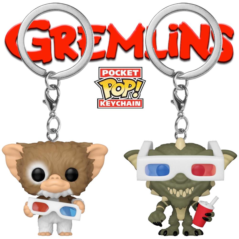 Chaveiros Gremlins Pocket Pop! Keychain