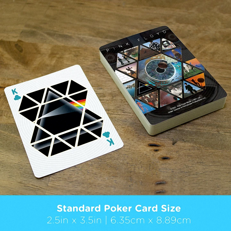 Pink Floyd Playing Cards